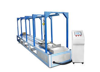Horizontal Impact Test Machine With High Speed 1-5m / Adjustable