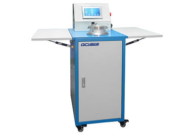 Automatic Air Permeability Fabric Textile Testing Equipment  ISO Standard